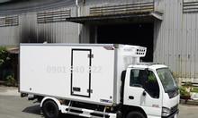 Xe đông lạnh Isuzu QKR270 1T9 thùng 4m3 trả góp 80%