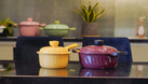Bộ nồi kháng khuẩn ngũ hành may mắn - Happy Home Pro (ảnh 6)