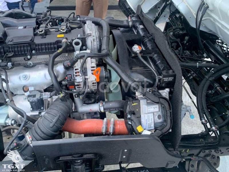 Xe tải Huyndai EX8 trả góp 160tr nhận xe