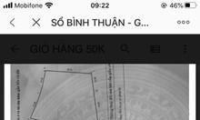 1 lô đất đẹp chỉ có 591 triệu/11829m2 Bắc Bình Bình Thuận, có SHR