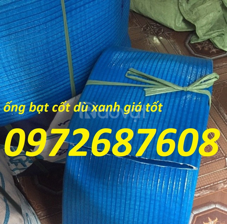 Cung cấp ống dẫn nước vải bạt cốt dù, ống bạt mềm PVC tại Hồ Chí Minh (ảnh 7)
