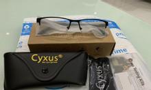 Chuyên kính Cyxus  USA ngăn ánh sáng xanh, tia UV 400 bảo vệ mắt