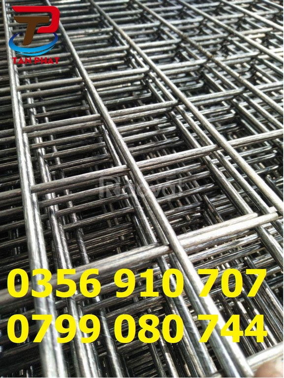 Lưới thép hàn, lưới sắt đổ bê tông, lưới hàng rào, lưới hàn chập (ảnh 7)