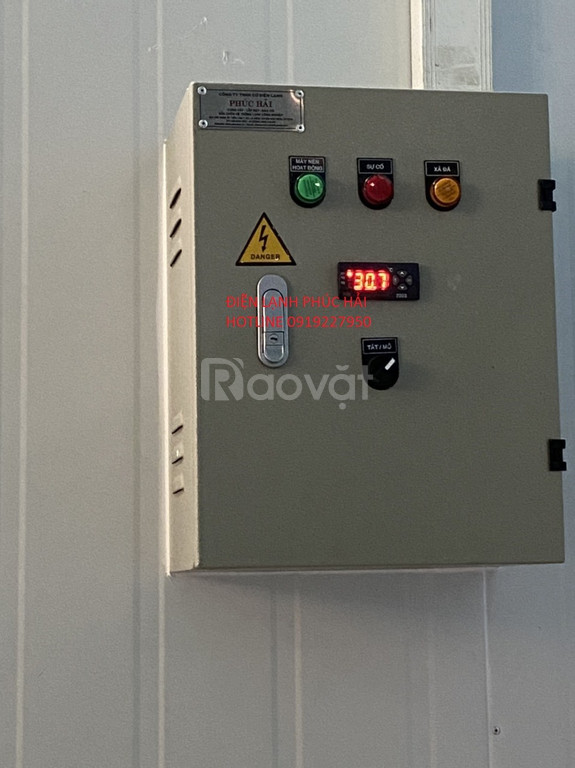 Rao vặt cung cấp và lắp đặt hệ thống kho đông lạnh bảo quản thực phẩm