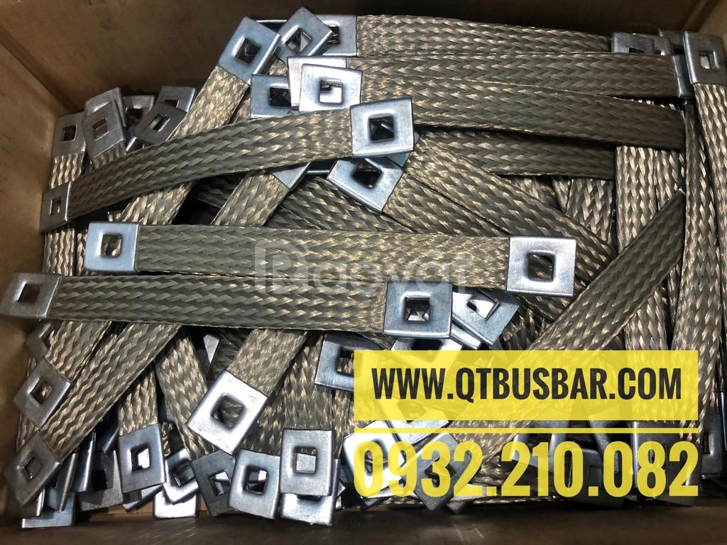 Nhà sản xuất dây đồng bện tiếp địa thang cáp
