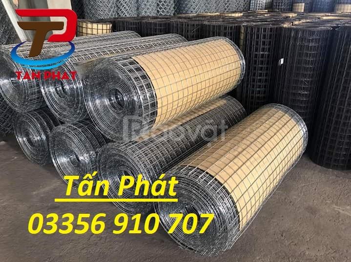 Lưới thép hàn, lưới sắt đổ bê tông, lưới hàng rào, lưới hàn chập (ảnh 5)