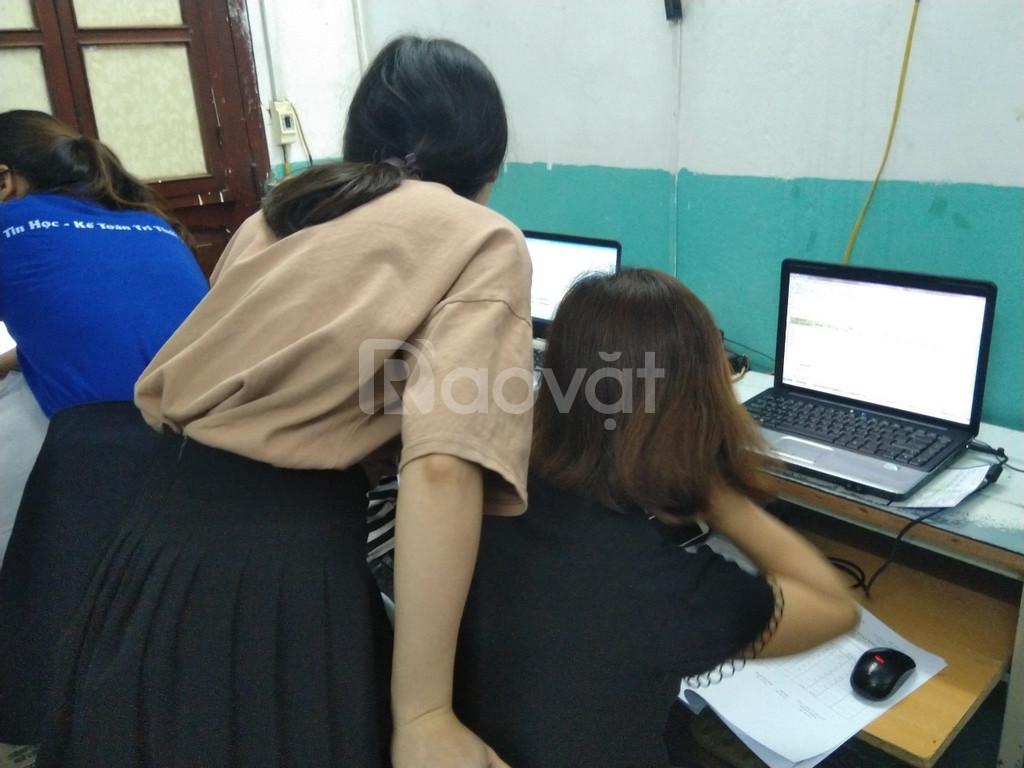 Học kế toán Hà Nội, Cầu Giấy, Từ Liêm, Nhổn, Mỹ Đình (ảnh 1)