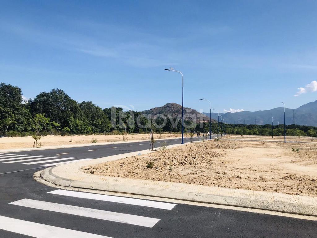 Bán đất nền mặt tiền Đinh Tiên Hoàng, đại lộ sầm uất Cam Lâm