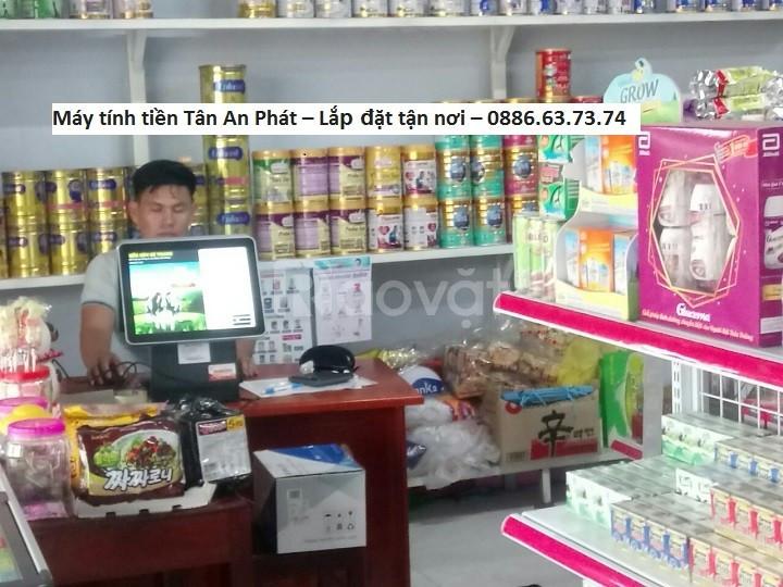 Máy tính tiền tại Ninh Thuận giá rẻ cho Shop sữa bỉm