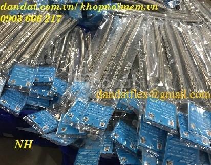 Bán ống cấp nước mềm inox, dây dẫn nước, dây cấp nước inox các loại