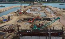 Lô đất xã Tịnh An, gần đập dâng sông Trà Khúc, giá tốt, chỉ 470 tr