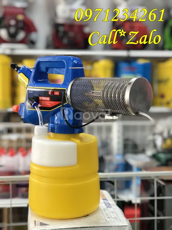 máy phun khói trừ côn trùng mini, chạy ga Super 3000 Gold