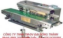 Máy hàn miệng bao liên tục DBF-770LD giá tốt được sử dụng rộng rãi