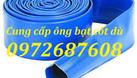 Cung cấp ống dẫn nước vải bạt cốt dù, ống bạt mềm PVC tại Hồ Chí Minh (ảnh 8)