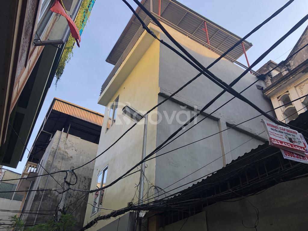 Kinh doanh và ở Trương Định 30m2 ô tô qua cửa 2.85 tỷ