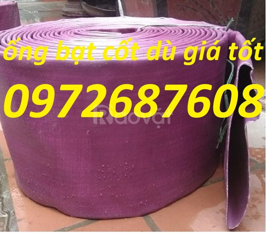Cung cấp ống dẫn nước vải bạt cốt dù, ống bạt mềm PVC tại Hồ Chí Minh (ảnh 6)