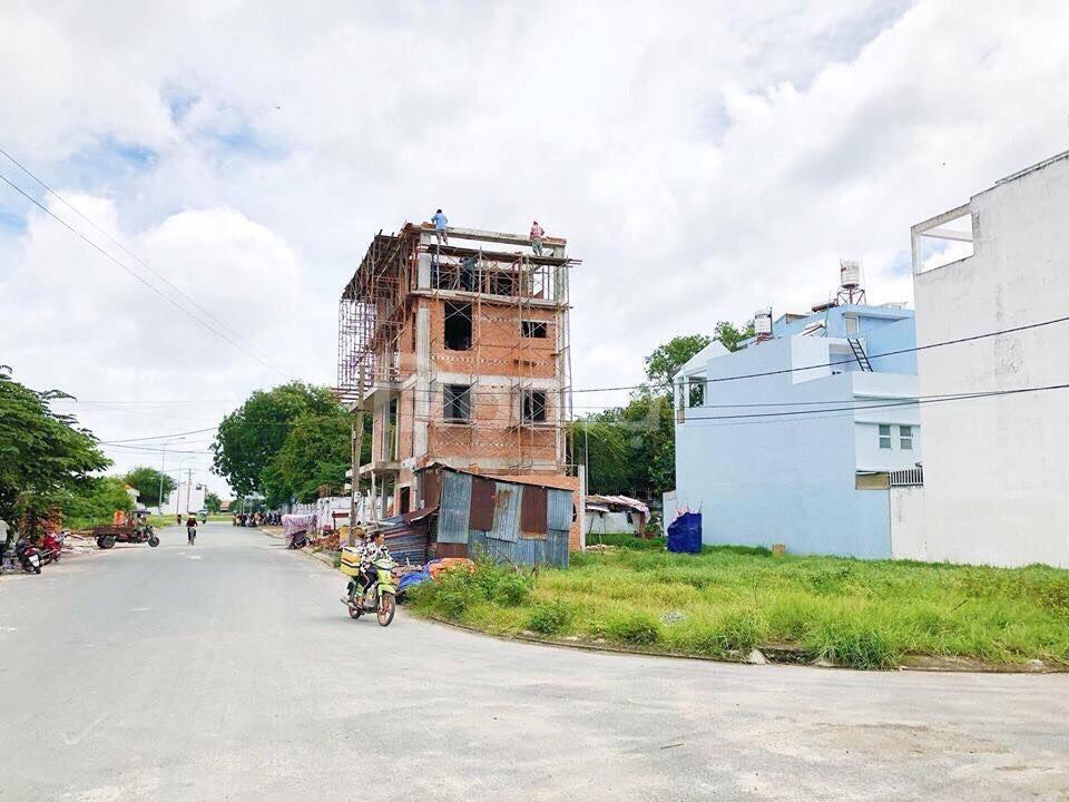 Đất gần chợ Bà Hom thổ cư 160m2 Tân Tạo sổ riêng bao sang tên  (ảnh 4)