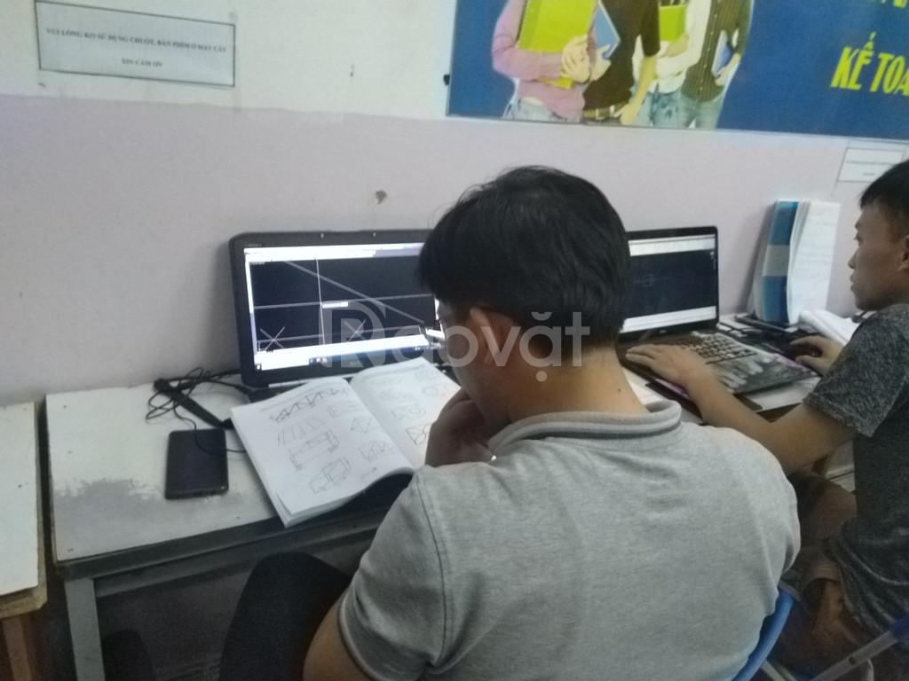 Học Cad cấp tốc Hà Nội, Nhổn, Mỹ Đình, Từ Liêm, Cầu Giấy
