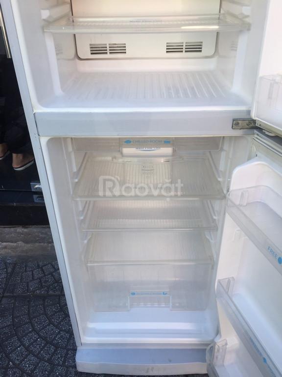 Tủ lạnh Sanyo Aqua 200 lít, tủ không bám tuyết (ảnh 4)