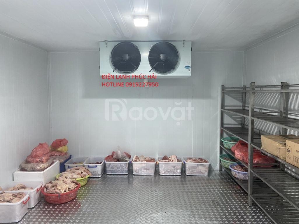 Chuyên cung cấp và lắp đặt hệ thống kho lạnh bảo quản thủy hải sản