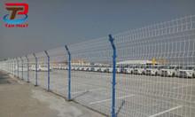 Hàng rào lưới thép hàn, hàng rào kho, hàng rào di động giá ưu đãi