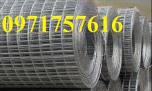 Lưới hàn mạ kẽm bảng báo giá lưới thép hàn