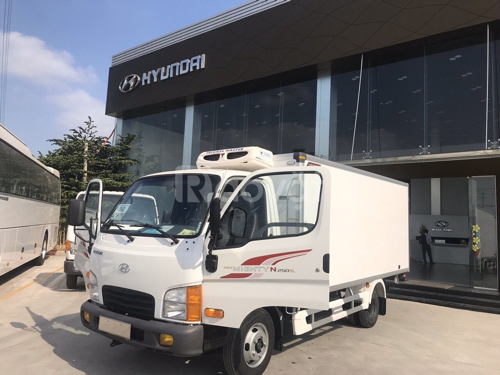 Hyundai New Mighty N250SL
