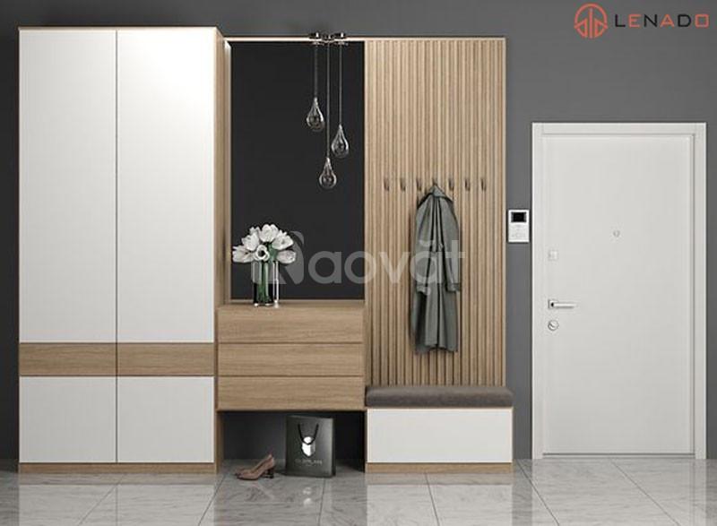 Tủ quần áo gỗ đẹp, giá ưu đãi