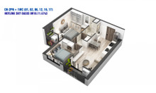 Tòa S3 Sky Oasis Từ 900 Triệu/căn S:30m2-84m2 - HTLS 0% 0918114743
