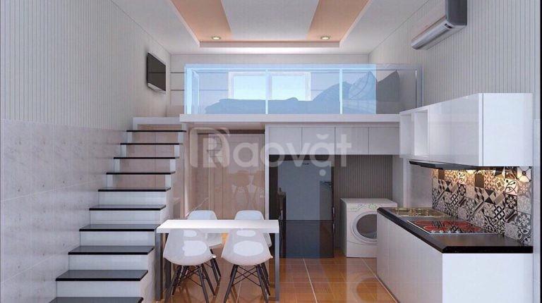 Thiết kế chung cư mini HN