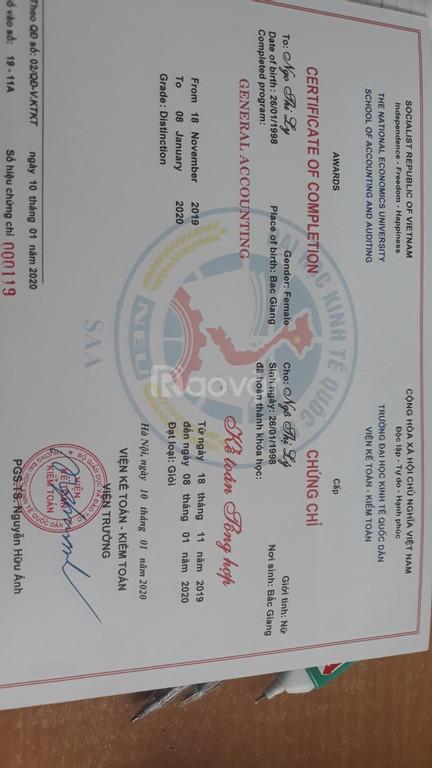 Học tin cấp tốc Hà Nội, Nhổn, Mỹ Đình, Cầu Giấy