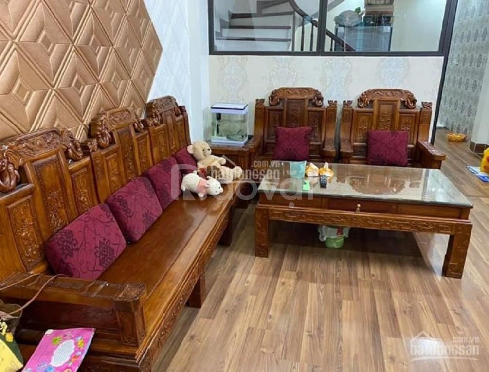 Bán nhà riêng Nguyễn Đình Hoàn, Cầu Giấy 41.6m2*4 tầng 3.8 tỷ