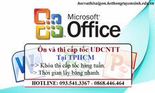 Khóa thi ứng dụng công nghệ thông tin cơ bản/nâng cao tại TPHCM