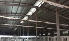 Bán kho xưởng DT 10400m2 KCN Thạch Thất Quốc Oai, Hà Nội