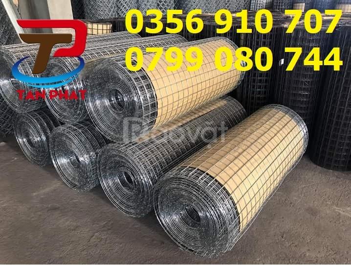 Lưới thép hàn, lưới sắt đổ bê tông, lưới hàng rào, lưới hàn chập (ảnh 1)