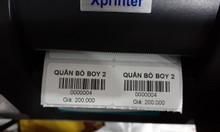 Chuyên máy bán hàng tính tiền cho Shop quần áo giá rẻ tại Ninh Thuận