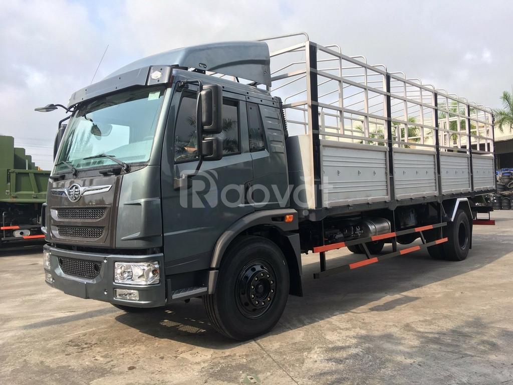 Giá xe tải faw 8 tấn thùng dài 8m nhập khẩu 2020 | Hỗ trợ trả góp