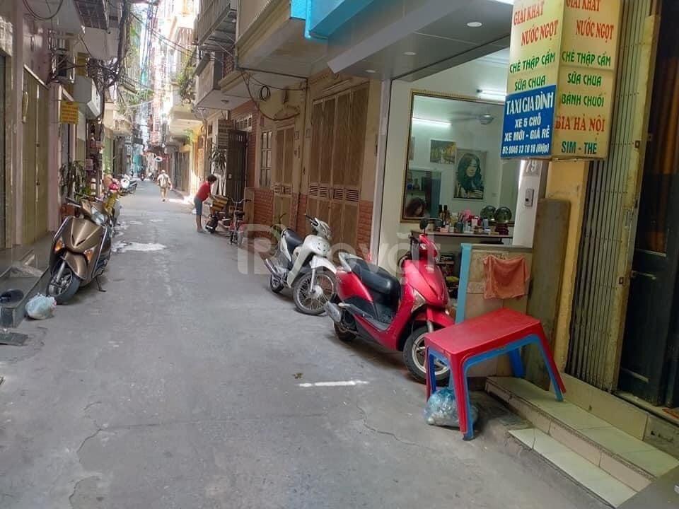 Nhà đẹp 32m ngõ 2 Tây Sơn, ôtô đỗ cửa, KD  (ảnh 5)