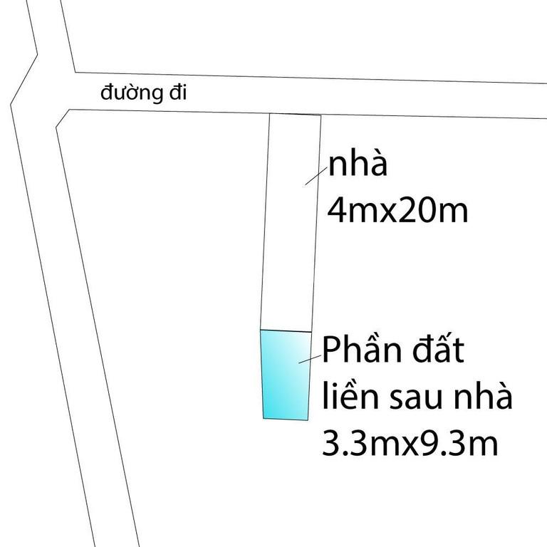 Chỉ 1.25 tỷ nhà DT 4x20m xã Quy Đức Bình Chánh