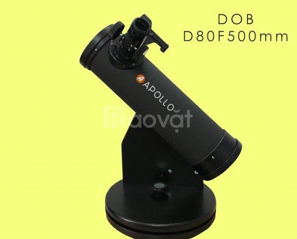 Kính thiên văn phản xạ D80F500mm DOB (ảnh 1)