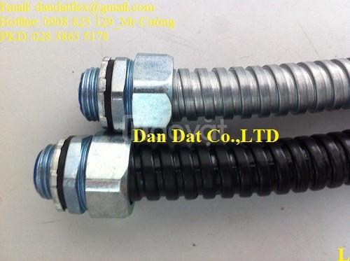 Ống ruột gà lõi thép bọc nhựa, ống mềm Sprinkler, ống mềm PCCC (ảnh 5)
