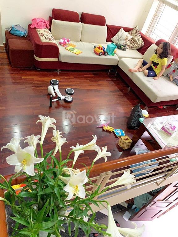Bán nhà mặt ngõ Kim Mã kinh doanh 30m (ảnh 3)