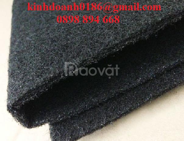Bông lọc carbon hoạt tính khử mùi 5mm cuộn 1.2x50m