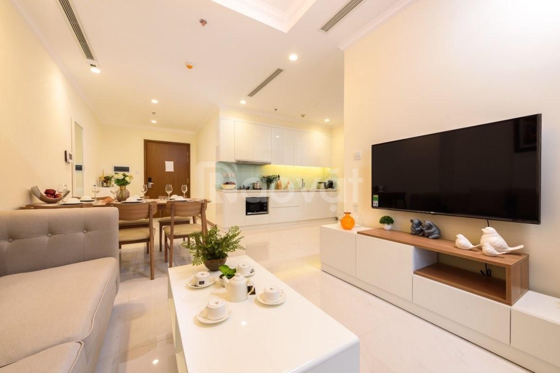 Cho thuê căn hộ chung cư Home City giá rẻ