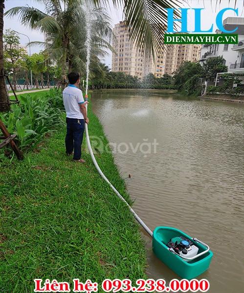 Phân phối máy bơm nước dạng thuyền, ghe xuồng Tomikama toàn quốc