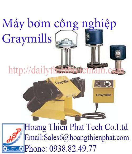 Máy bơm công nghiệp Graymills  (ảnh 1)