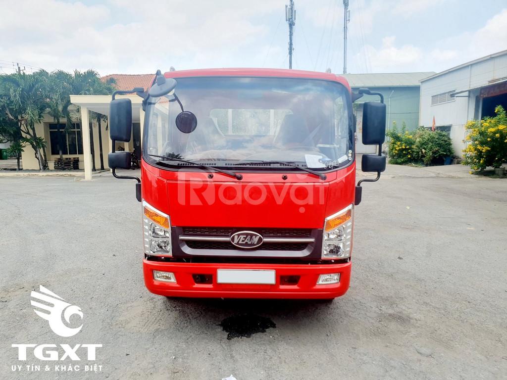 Xe tải Veam VT340S 3T5 thùng dài 6m2, trả góp 70% (ảnh 1)