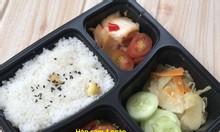 Hộp nhựa đựng thức ăn ship đồ ăn giao đi
