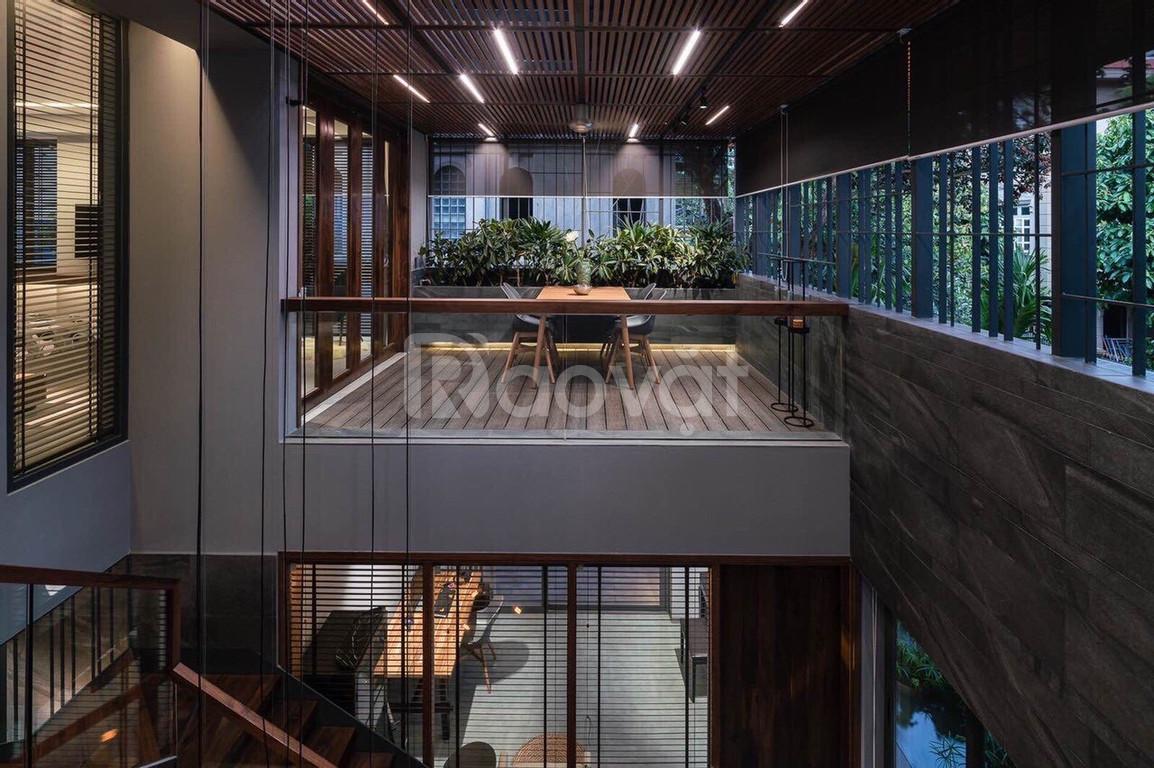 Cho thuê nhà phố văn phòng rất đẹp Nam Long Phú Mỹ Hưng quận 7