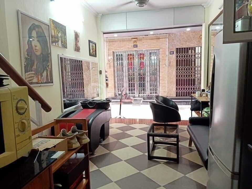 Nhà đẹp 32m ngõ 2 Tây Sơn, ôtô đỗ cửa, KD  (ảnh 1)